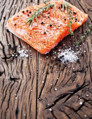 Image of Cooked Salmon