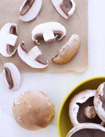 Image of Chopped Mushrooms