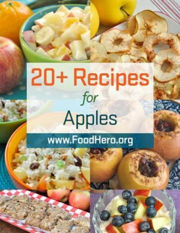 Recipes for Apples