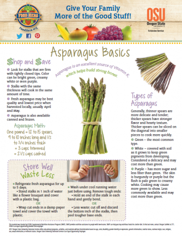 Asparagus Monthly Magazine