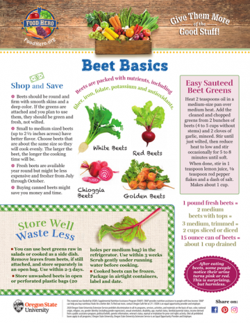 Beets Monthly Magazine