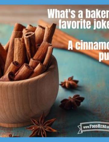 Cinnamon Joke