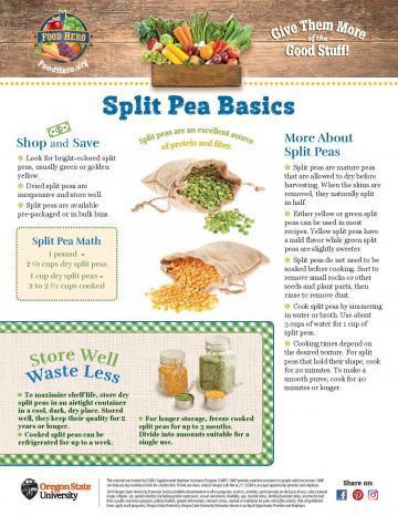 Split Pea Monthly