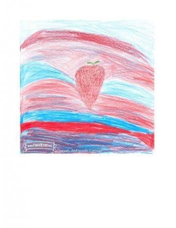 Niños Art Winners - Fresas