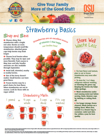 Strawberries Monthly Magazine