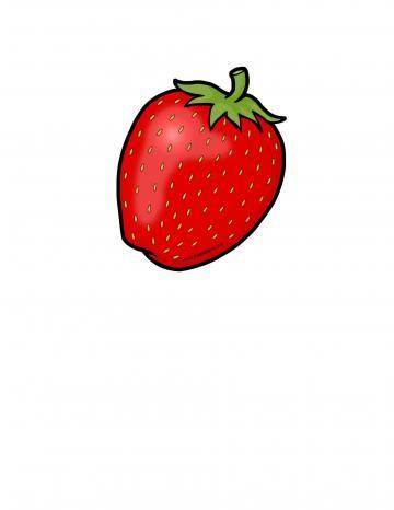 Ilustratión de Fresas