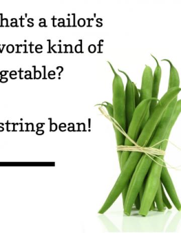 String Bean Joke