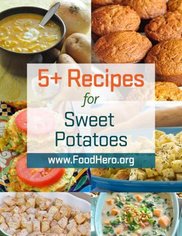 Image of Sweet Potato Recipes Poster