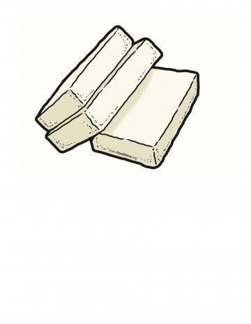 Tofu Illustration