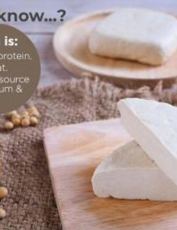 Tofu Infographic