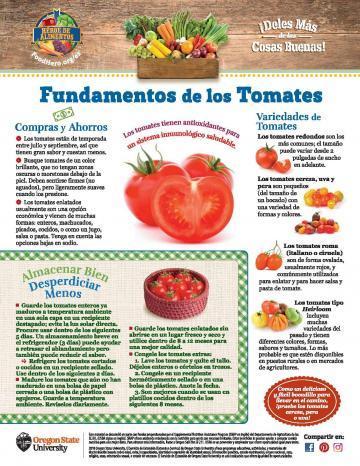 Tomates Últimos consejos Alimentos
