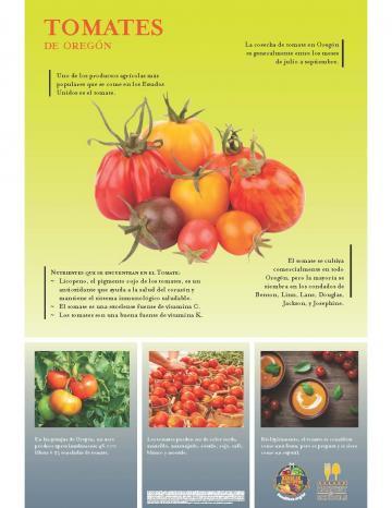 Póster de Tomates