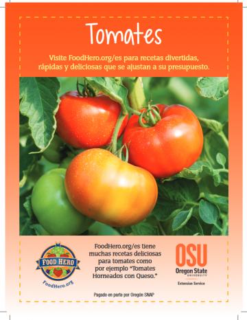 Tomatoes Spanish