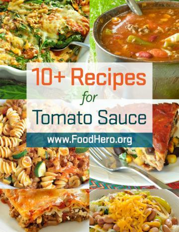 Recipes for Tomato Sauce