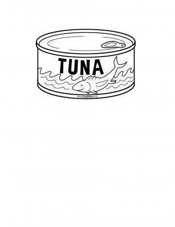 Tuna Blackline