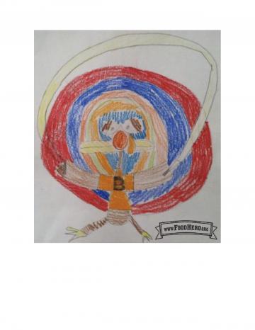 Turkey Kid Art