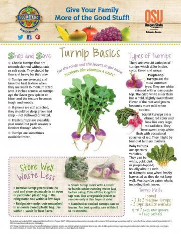 Turnips Monthly
