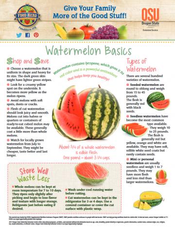 Watermelon Monthly Magazine
