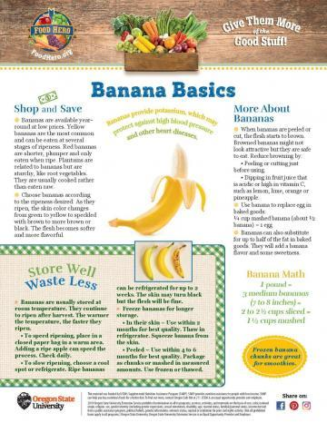 Banana Monthly