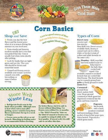 Corn Monthly 2019