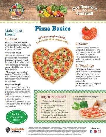Pizza Monthly