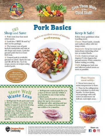 Pork Monthly 1