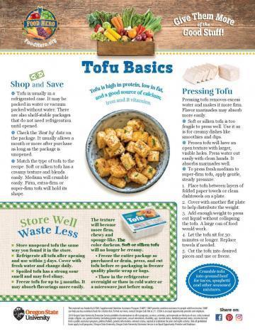 Tofu Monthly