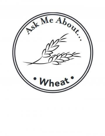 Wheat Hand Stamp