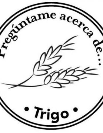 Mano sellen Imagen de Trigo