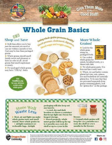 Whole Grains Monthly