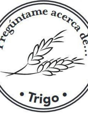 Wheat Handstamp - Spanish