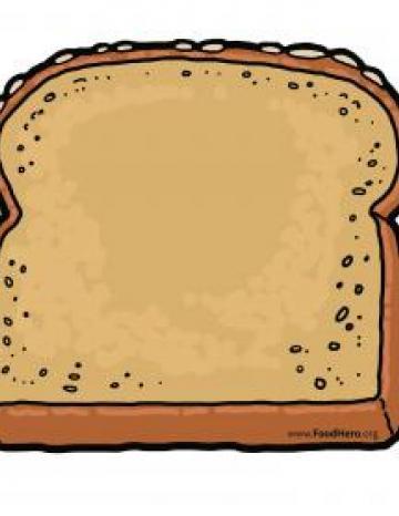 Whole Grain Bread Color