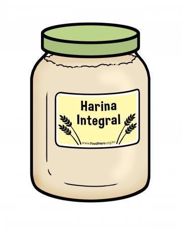 Ilustración de Harina