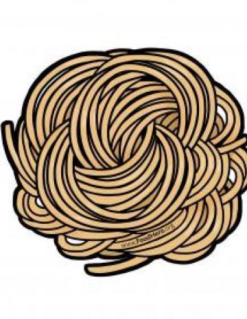 Whole Grain Pasta Color