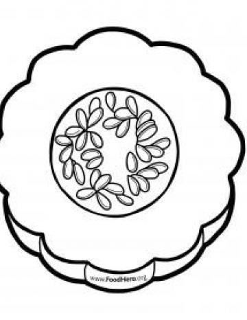 Ilustración de Calabaza de Invierno