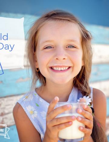 World Milk Day June 1st