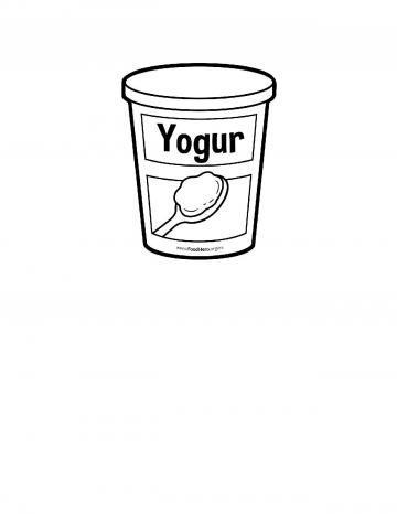 Yogur Food Hero