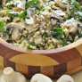 Photo of Mushroom Bulgur Pilaf