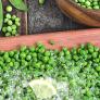 Photo of Parmesan Peas