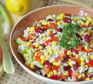 Grain and Pasta Salads