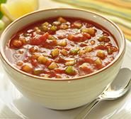 Sopas, Guisado y Chili (Potaje)