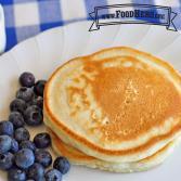 Panqueques (Hotcakes) y sus acompañamientos