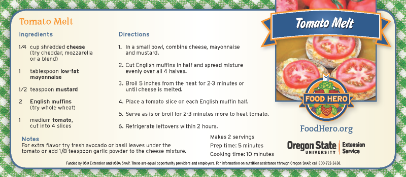 Image of recipe card