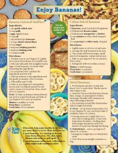 Image of Banana Food Hero Monthly Page 2