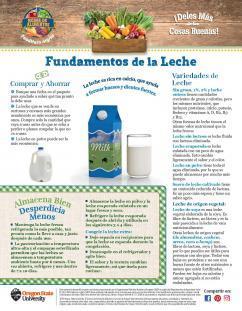 Mensual de leche