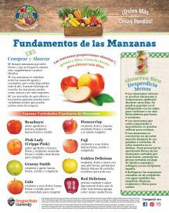 Apple Monthly in Spanish