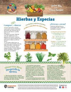 Imagen del Mensual de Hierbas y Especias